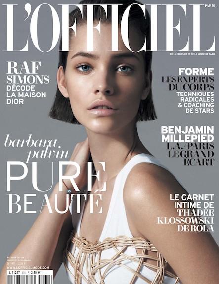 L'Officiel Mode et Couture - N°975 - Octobre 2013