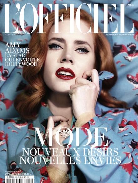 L'Officiel Mode et Couture - N°982 - Mai 2014
