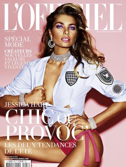 L'Officiel Mode et Couture - N°983 - Juin 2014