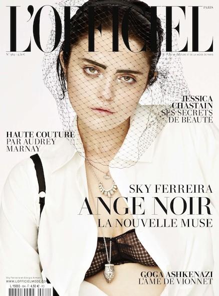 L'Officiel Mode et Couture - N°984 - Juillet 2014
