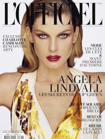 L'Officiel Mode et Couture - N°986 - Septembre 2014