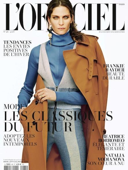 L'Officiel Mode et Couture - N°987 - Octobre 2014