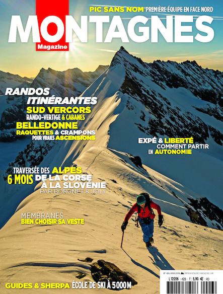 Montagnes magazine - Avril 2016