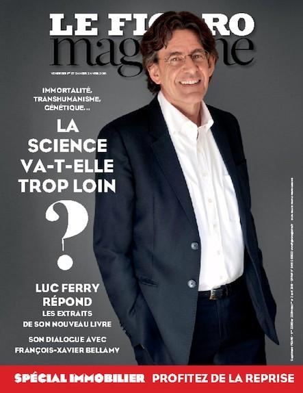 Le Figaro Magazine - Avril 2016 : La science va t'elle trop loin ?
