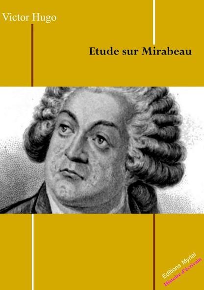 Etude sur Mirabeau