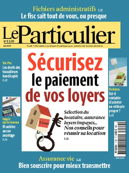 Le Particulier - N°1120 - Avril 2016
