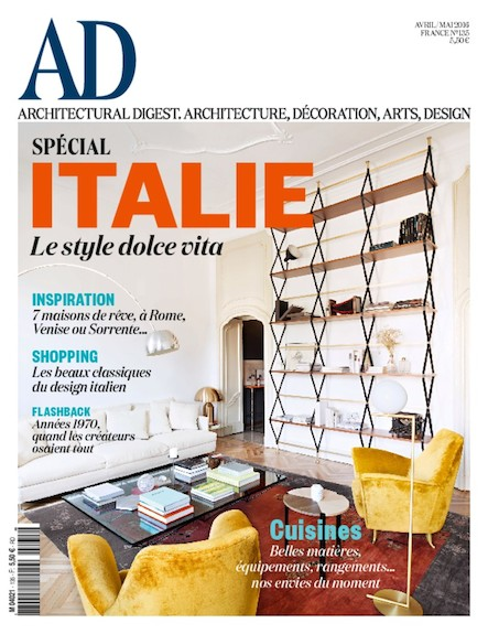 Architectural Design - Avril/Mai 2016