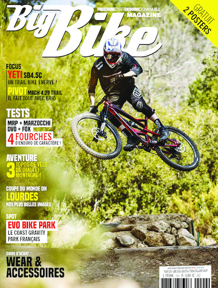 Big Bike - Mai/Juin 2016