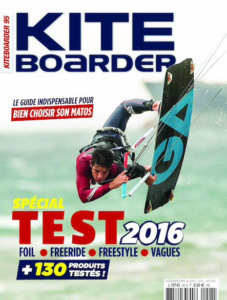 Kite Boarder N°95