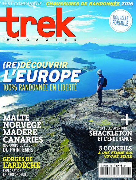 Trek Magazine - Mai/Juin 2016