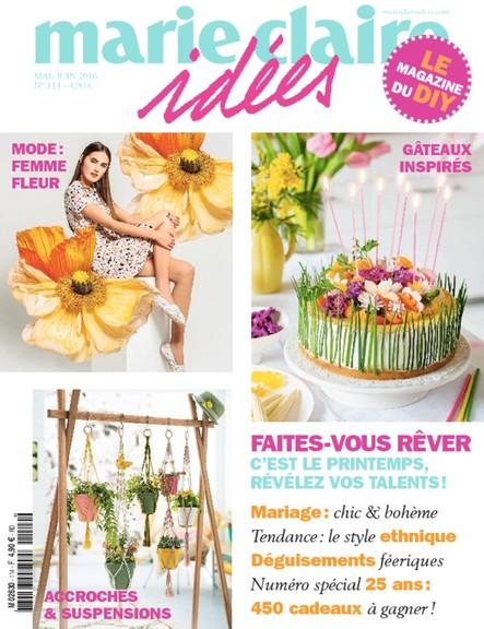 Marie Claire Idées - Mai/Juin 2016