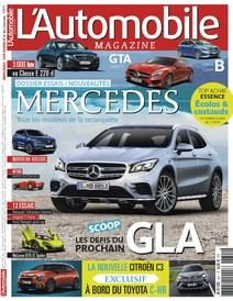 Automobile Magazine - Juin 2016 |