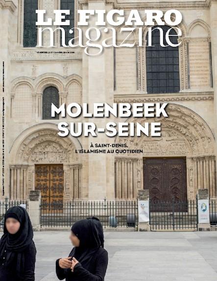 Le Figaro Magazine - Mai 2016 : A Saint Denis, l'islamisme au quotidien