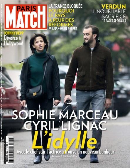 Paris Match N°3498 Juin 2016