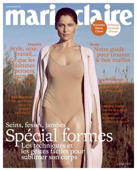 Marie Claire - Juillet 2016