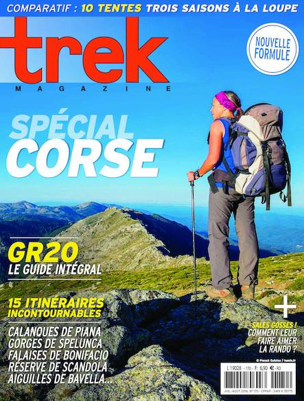 Trek Magazine - Juillet/Aout 2016