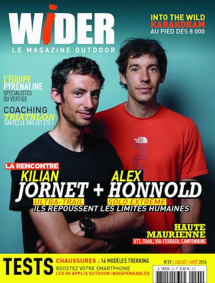 Wider - Juillet/Aout 2016