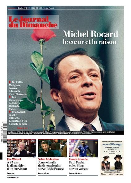 Journal du Dimanche - 3 Juillet 2016