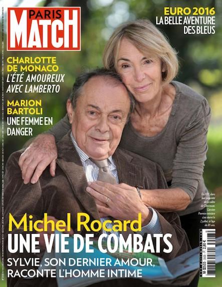 Paris Match N°3503 Juillet 2016