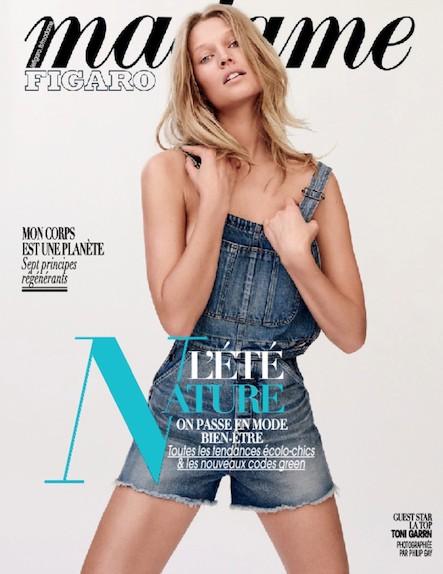 Madame Figaro - Juillet 2016 N°3