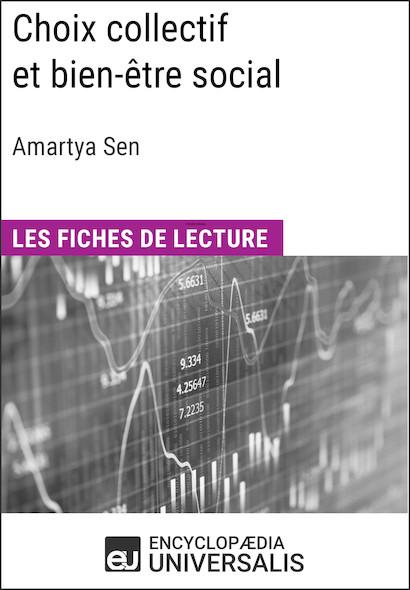 Choix collectif et bien-être social d'Amartya Sen