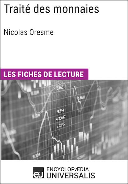 Traité des monnaies de Nicolas d'Oresme