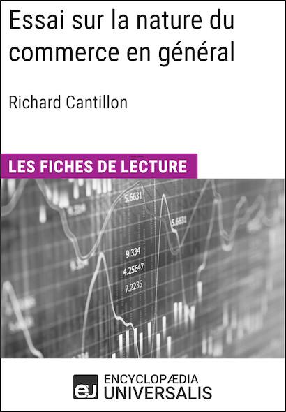 Essai sur la nature du commerce en général de Richard Cantillon