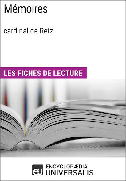 Mémoires de Jean François Paul de Gondi, cardinal de Retz