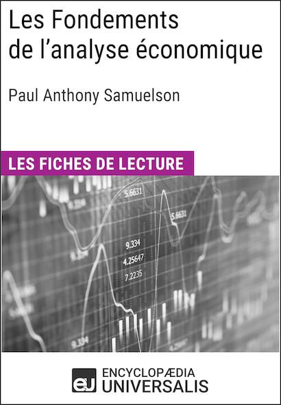 Les Fondements de l'analyse économique de Paul Anthony Samuelson