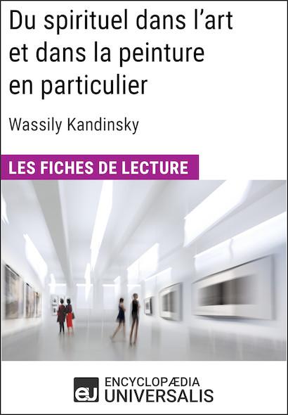 Du spirituel dans l'art et dans la peinture en particulier de Wassily Kandinsky