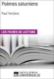 Poèmes saturniens de Paul Verlaine | Universalis, Encyclopaedia