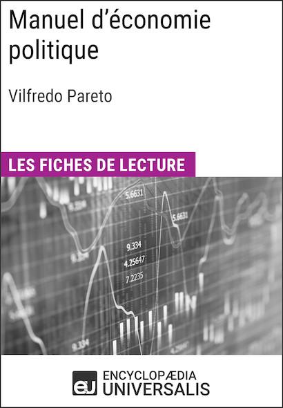 Manuel d'économie politique de Vilfredo Pareto