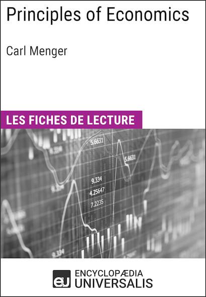 Principles of Economics de Carl Menger