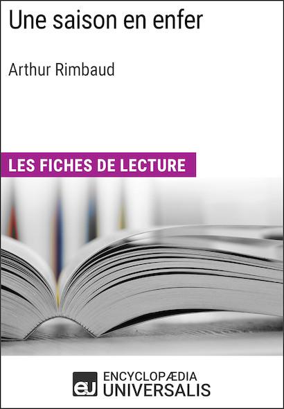 Une saison en enfer d'Arthur Rimbaud