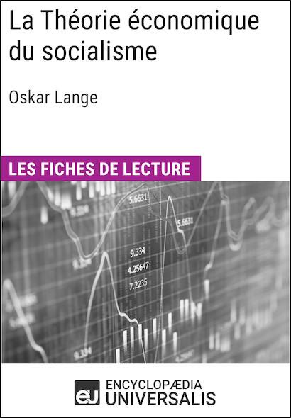 La Théorie économique du socialisme d'Oskar Lange