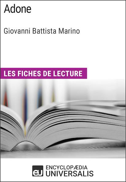 Adone de Giovanni Battista Marino