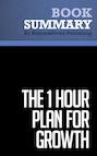 Summary : The 1 Hour Plan For Growth - Joe Calhoon