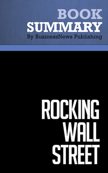 Summary : Rocking Wall Street - Gary Marks
