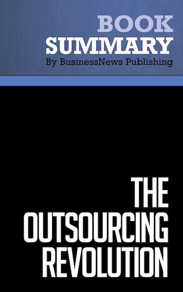 Summary : The Outsourcing Revolution - Michael Corbett
