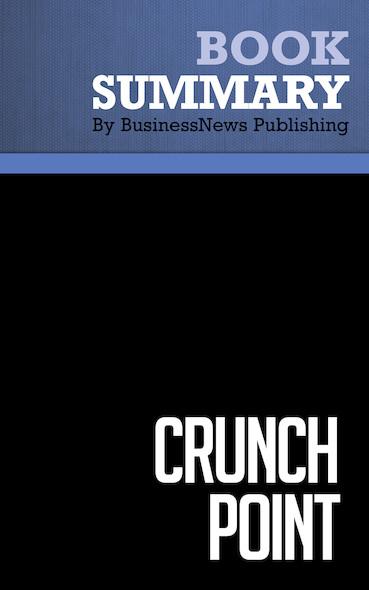 Summary: Crunch Point - Brian Tracy