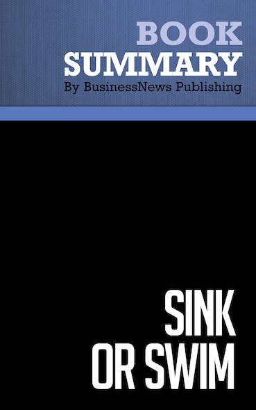 Summary : Sink Or Swim - Milo Sindell and Thuy Sindell