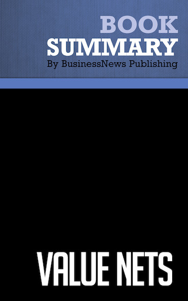 Summary: Value Nets - David Bovet and Joseph Martha