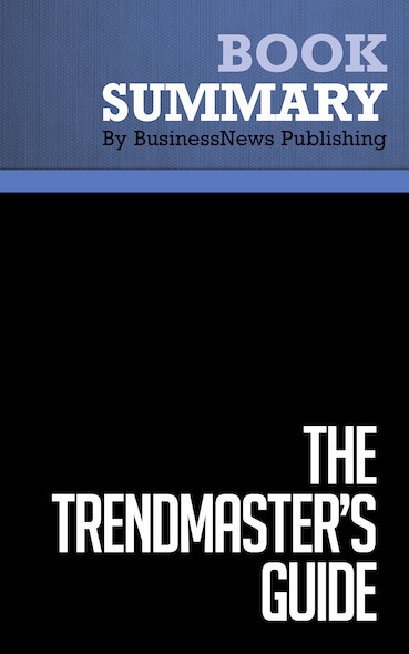 Summary: The Trendmaster's Guide - Robyn Waters