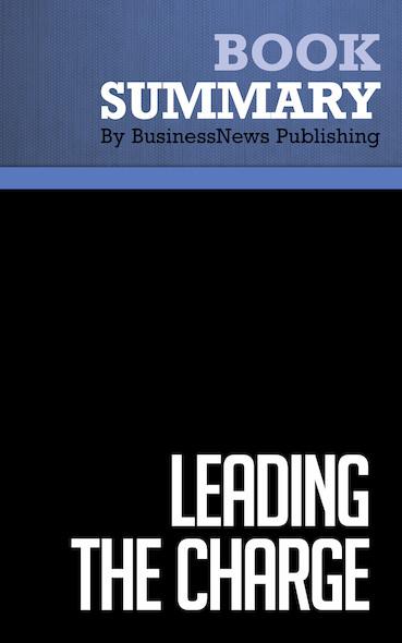 Summary : Leading The Charge - Tony Zinni and Tony Koltz