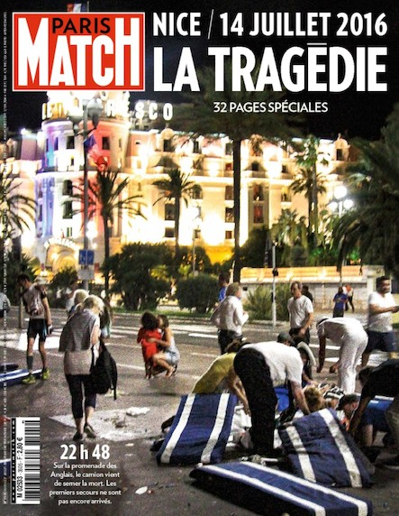 Paris Match N°3505 Juillet 2016