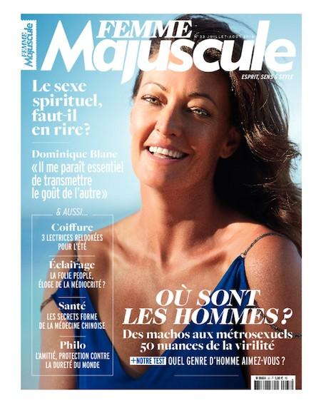 Femme Majuscule N°33 - Juillet / Août 2016