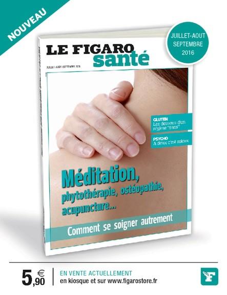 Madame Figaro - Juillet 2016 N°4