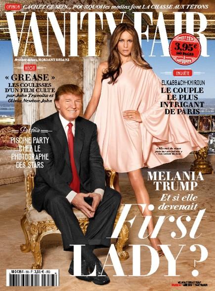 Vanity Fair - Août 2016