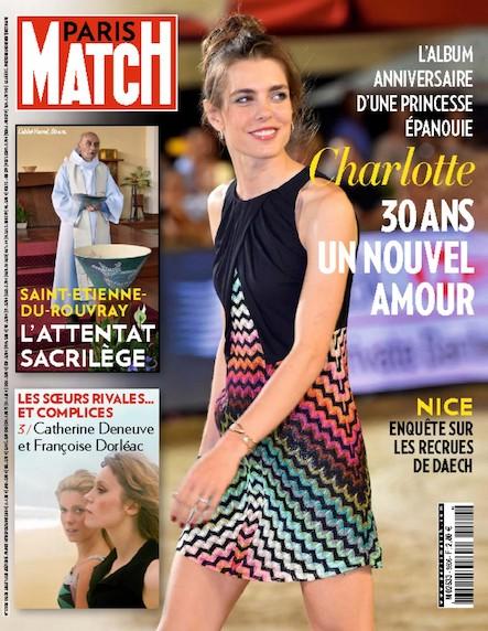 Paris Match N°3506 Juillet 2016