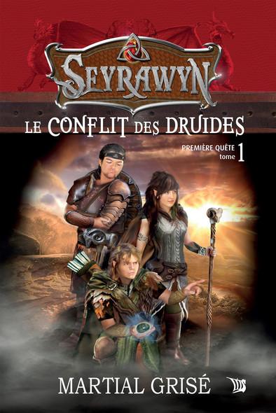 Seyrawyn T1: Le conflit des druides : Première quête